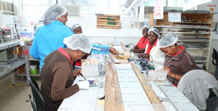 exports in Kenya