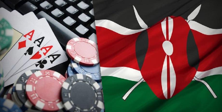 online gaming in Kenya